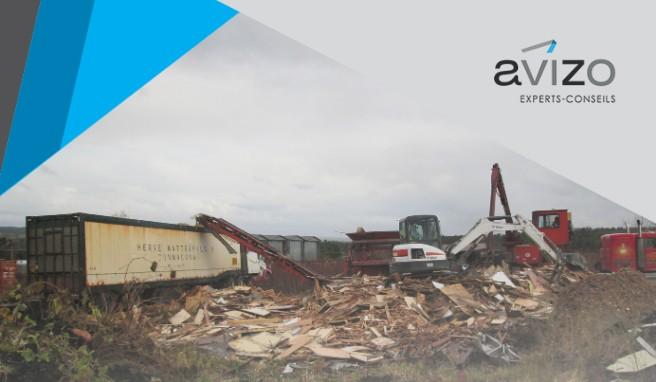 Demande de certificat d'autorisation dans l'industrie du recyclage - Avizo Experts-Conseils
